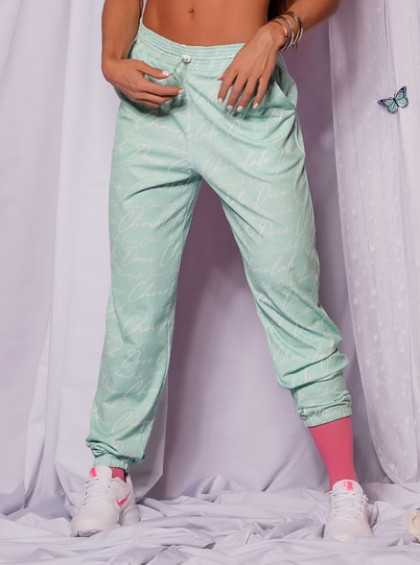 CROPPED EXCLUSIVA GIRL VERDE MENTA